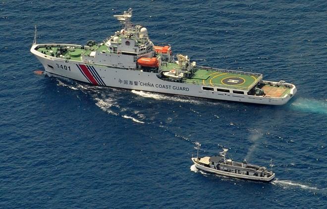 พีซีเอรับคดีฟิลิปปินส์ฟ้องร้องจีนกรณีการพิพาทในทะเลตะวันออก - ảnh 1