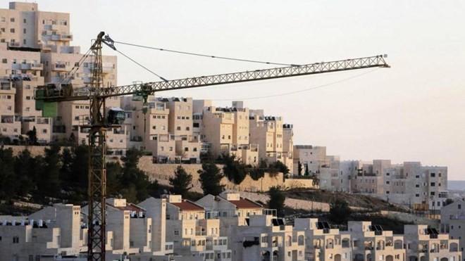 อิสราเอลอนุมัติแผนการก่อสร้างเขตที่อยู่อาศัยใหม่ในเขตเวสต์แบงก์ - ảnh 1