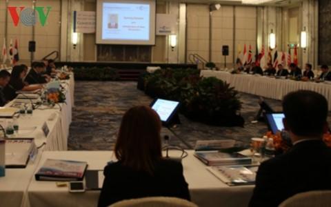 การประชุมสภาบริหารศูนย์แลกเปลี่ยนข้อมูลข่าวสารเพื่อป้องกันโจรสลัดและการปล้นเรือ - ảnh 1