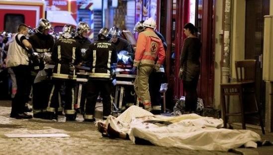 พบ DNA ของผู้สมรู้ร่วมคิดกับ ผู้ก่อเหตุโจมตีกรุงปารีส - ảnh 1