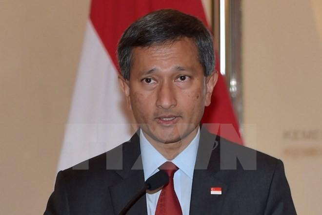 สิงคโปร์และไทยขยายความเชื่อมโยงในประชาคมเศรษฐกิจอาเซียน - ảnh 1