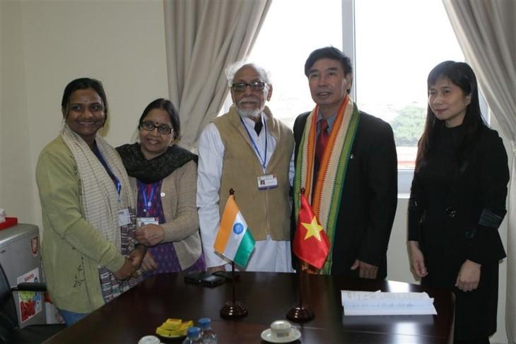 คณะกรรมการสามัคคีอินเดีย-เวียดนามออกแถลงการณ์ที่สนับสนุนคำวินิจฉัยของพีซีเอ - ảnh 1