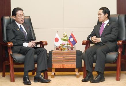 ญี่ปุ่นแสดงจุดยืนเกี่ยวกับปัญหาทะเลตะวันออก - ảnh 1