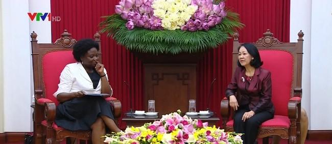 ธนาคารโลกให้ความสำคัญต่อความสัมพันธ์ร่วมมือและจะให้ความช่วยเหลือเวียดนามต่อไป - ảnh 1