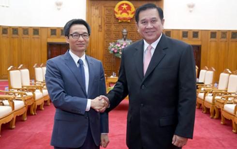กระชับความร่วมมือด้านวัฒนธรรมและการท่องเที่ยวระหว่างเวียดนามกับไทย - ảnh 1