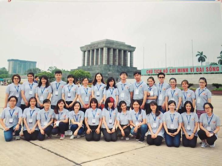 โครงการแลกเปลี่ยนเยาวชนเวียดนาม-ไทยมีส่วนร่วมกระชับสัมพันธไมตรีระหว่างเยาวชนทั้ง 2 ประเทศ - ảnh 2