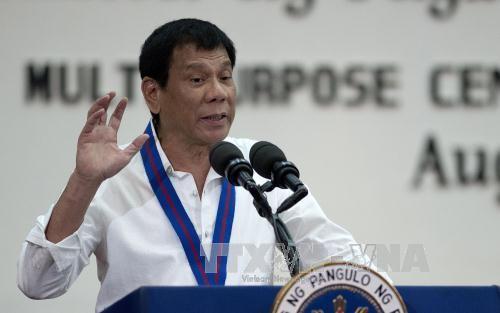 การเจรจาระหว่างฟิลิปปินส์กับจีนอาจมีขึ้นภายในปีนี้ - ảnh 1