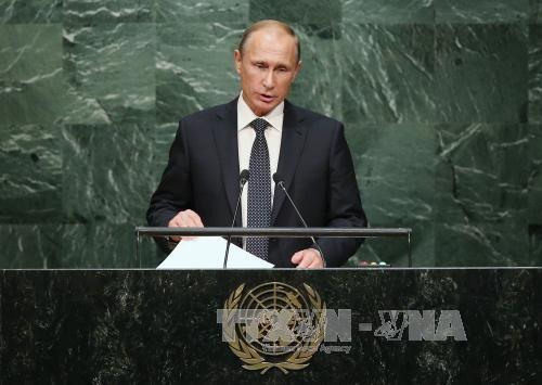 รัสเซียเสริมสร้างอิทธิพลและอำนาจในตะวันออกกลาง - ảnh 1