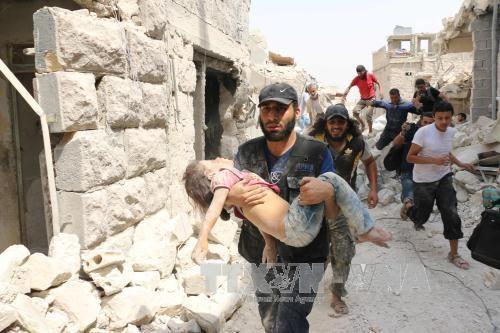 รัสเซียจะปฏิบัติตามคำสั่งหยุดยิงเพื่อสนับสนุนการช่วยเหลือด้านมนุษยธรรมในเมือง Aleppo - ảnh 1
