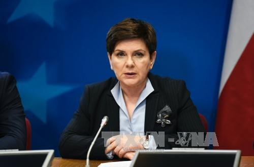 โปแลนด์เตือนว่า จะไม่อนุมัติแถลงการณ์โรมของอียู - ảnh 1