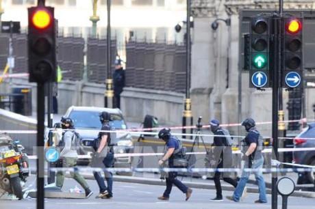ไม่พบหลักฐานว่า ผู้ก่อเหตุโจมตีก่อการร้ายด้านหน้าอาคารรัฐสภาอังกฤษเกี่ยวข้องกับกลุ่มไอเอส - ảnh 1