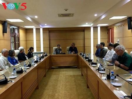 เวียดนาม-สหรัฐกระชับความสัมพันธ์มิตรภาพระดับประชาชน - ảnh 1