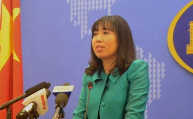 เวียดนามแก้ไขปัญหาการพิพาทในทะเลตะวันออกด้วยสันติวิธีบนพื้นฐานของกฎหมายสากล - ảnh 1