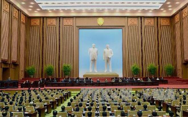 ความสัมพันธ์ระหว่างสหรัฐกับสาธารณรัฐประชาธิปไตยประชาชนเกาหลีนับวันตึงเครียดมากขึ้น - ảnh 2