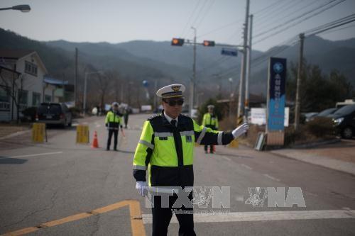 สาธารณรัฐเกาหลีเลื่อนเวลาการติดตั้งระบบป้องกันขีปนาวุธ THAAD  - ảnh 1