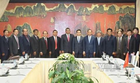 เวียดนามและกัมพูชากระชับความร่วมมือในการป้องกันและปราบปรามยาเสพติด - ảnh 1