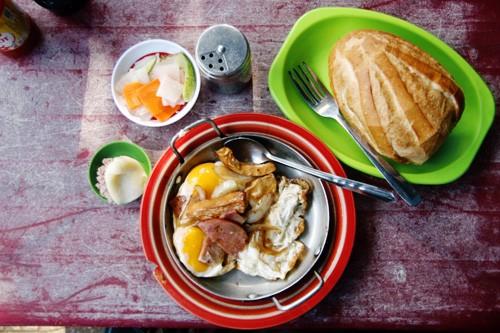 แนะนำอาหารริมฟุตบาตของนครโฮจิมินห์ในประเทศเยอรมนี (ตอนที่ 1) - ảnh 1