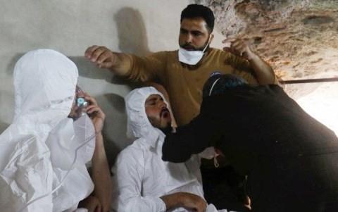 รัฐบาลซีเรียปฏิเสธรายงานของ OPCW เกี่ยวกับการใช้อาวุธเคมี - ảnh 1