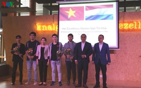 งานมหกรรมการแข่งขันกีฬาอาเซียน 2017 ณ ประเทศเนเธอร์แลนด์ - ảnh 1