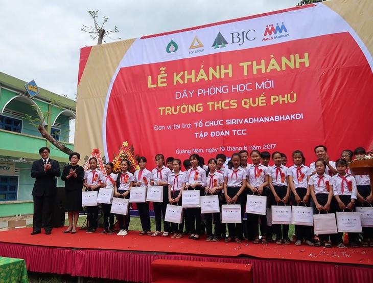 ประมวลความสัมพันธ์ระหว่างวน.กับไทยประจำเดือนมิถุนายนปี 2017 - ảnh 4