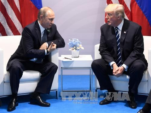 รัสเซียปฏิเสธข่าวเกี่ยวกับแผนการจัดตั้งหน่วยรักษาความมั่นคงทางอินเตอร์เน็ตกับสหรัฐ - ảnh 1