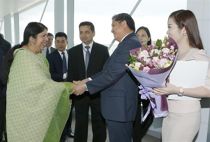 กระชับความร่วมมือในทุกด้านระหว่างเวียดนามกับบังคลาเทศ - ảnh 1