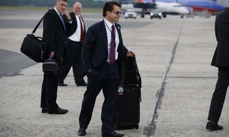 นาย โดนัล ทรัมป์ ประธานาธิบดีสหรัฐปลดผู้อำนวยการฝ่ายสื่อสารของทำเนียบขาว - ảnh 1