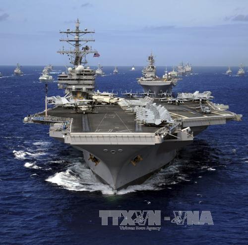 ญี่ปุ่น สหรัฐและสาธารณรัฐเกาหลีเห็นพ้องที่จะเพิ่มแรงกดดันต่อสาธารณรัฐประชาธิปไตยประชาชนเกาหลี - ảnh 1