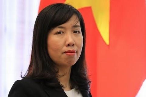 เวียดนามเรียกร้องให้จีนไม่มีปฏิบัติการที่ทำให้สถานการณ์ในทะเลตะวันออกตึงเครียดมากขึ้น - ảnh 1