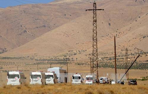 กองทัพซีเรียสามารถยึดคืนเมือง Uqayribat จากกลุ่มไอเอส - ảnh 1