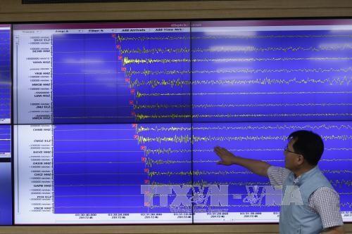สำนักงานตรวจสอบนิวเคลียร์ทำการวิจัยเกี่ยวกับคลื่นไหวสะเทือนในสาธารณรัฐประชาธิปไตยประชาชนเกาหลี - ảnh 1