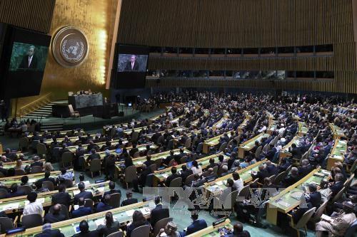 ปิดการประชุมสมัชชาใหญ่สหประชาชาติสมัยที่ 72 - ảnh 1