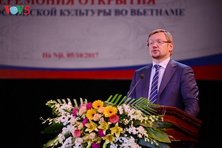 เปิดงานวันวัฒนธรรมรัสเซียในเวียดนาม - ảnh 1