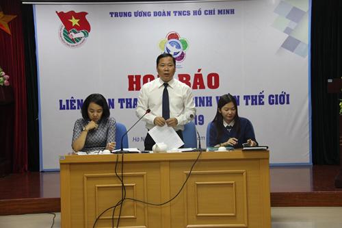 คณะผู้แทนเวียดนามเข้าร่วมงานมหกรรมเยาวชนและนักศึกษาโลกครั้งที่ 19 ณ ประเทศรัสเซีย - ảnh 1