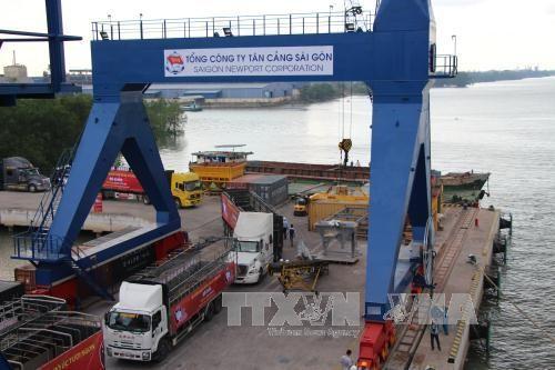 ประเทศอาเซียนหารือถึงมาตรการบริหารและใช้ประโยชน์จากท่าเรือ - ảnh 1
