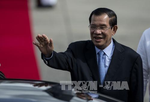 นายกรัฐมนตรีกัมพูชายืนยันว่า การเลือกตั้งทั่วไปในปี 2018 จะยังคงได้รับการจัดขึ้นตามกำหนด - ảnh 1