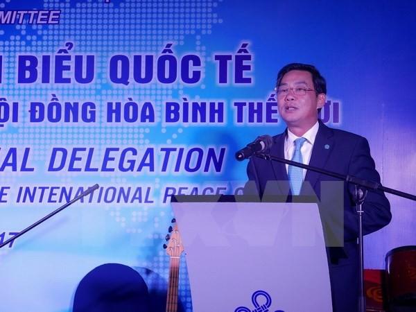 กระชับความสามัคคีและความสัมพันธ์มิตรภาพที่มีมาช้านานระหว่างประชาชนเวียดนามกับประเทศต่างๆ - ảnh 1