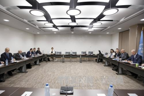 บรรดาผู้นำประเทศต่างๆให้ความสนใจสถานการณ์ในซีเรีย - ảnh 1