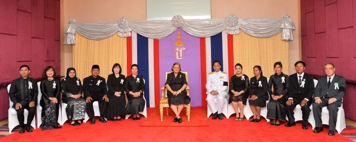 รางวัลสมเด็จเจ้าฟ้ามหาจักรีช่วยส่งเสริมการศึกษาของประเทศต่างๆในภูมิภาคเอเชียตะวันออกเฉียงใต้ - ảnh 2