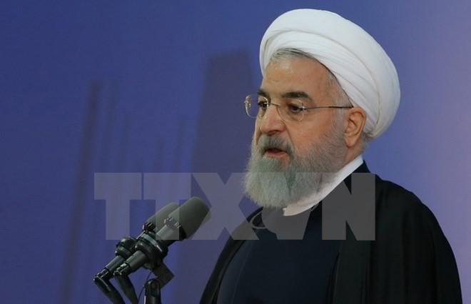 อิหร่านเรียกร้องให้ตะวันออกกลางสนทนาเพื่อแก้ไขปัญหาต่างๆในภูมิภาค - ảnh 1