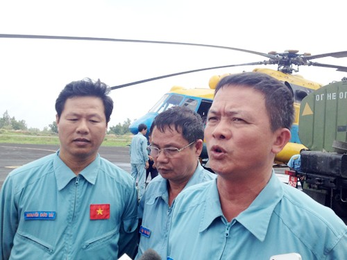 Vietnam searches the missing plane in U Minh forest - ảnh 1