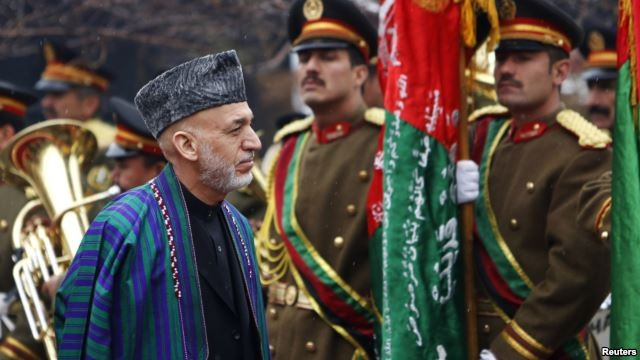 Afghan President Karzai not to sign BSA - ảnh 1