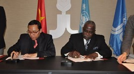 IFAD provides Vietnam US$34 million for climate change response - ảnh 1