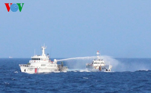 Vietnam Fine Arts Association opposes China's illegal actions in the East Sea - ảnh 1