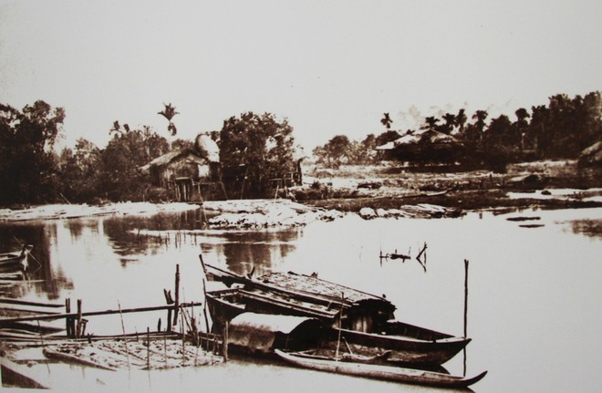 Vietnam 120 years ago in pictures  - ảnh 16