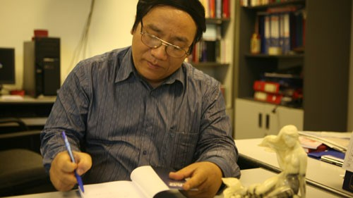 Idle talks with Tran Đang Khoa - ảnh 1