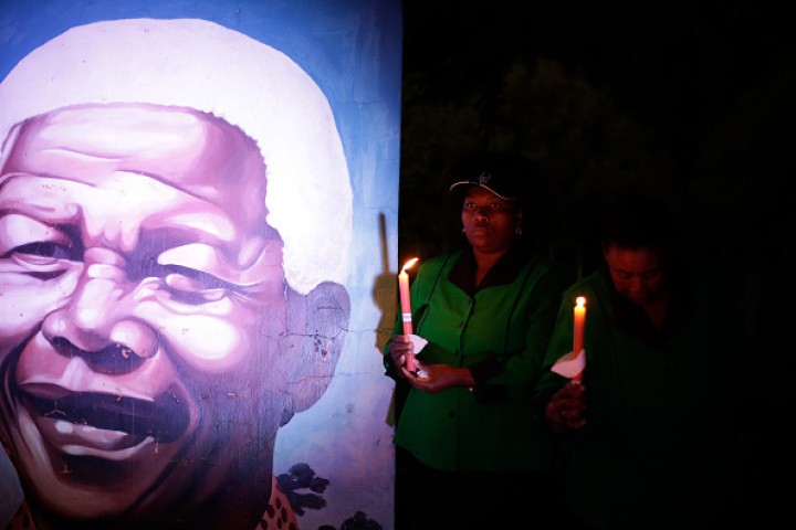 South Africa marks Nelson Mandela's death anniversary  - ảnh 1