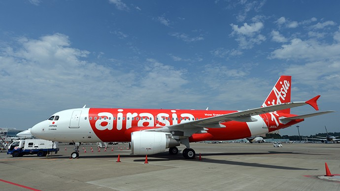 AirAsia jet missing with 162 people on board - ảnh 1