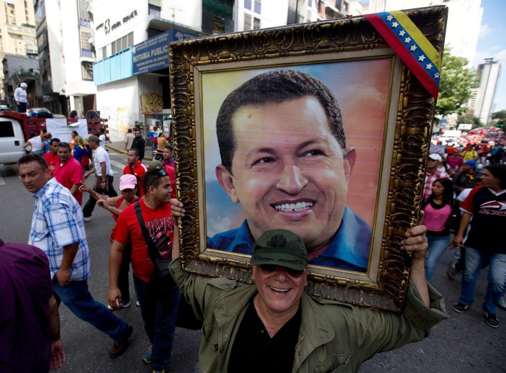 Venezuela marks Hugo Chavez's 2nd death anniversary  - ảnh 1