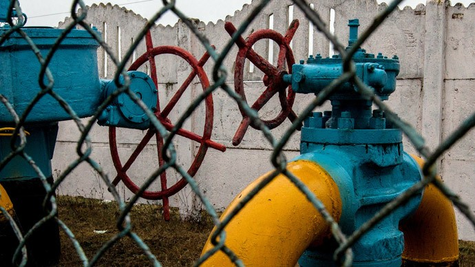 Russia gets 15 million USD gas pre-payment from Ukraine - ảnh 1